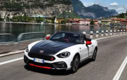 VIDEO: Abarth 124 Spider review