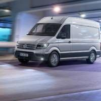2016 Volkswagen Crafter detailed