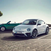 Volkswagen Beetle receives R-Line trim and new updates