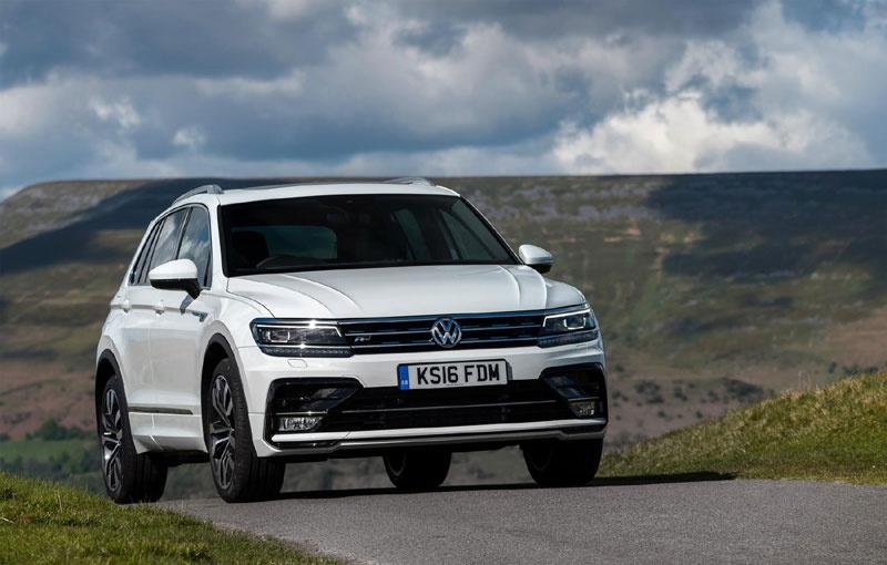 Volkswagen Tiguan receives new range of accesories
