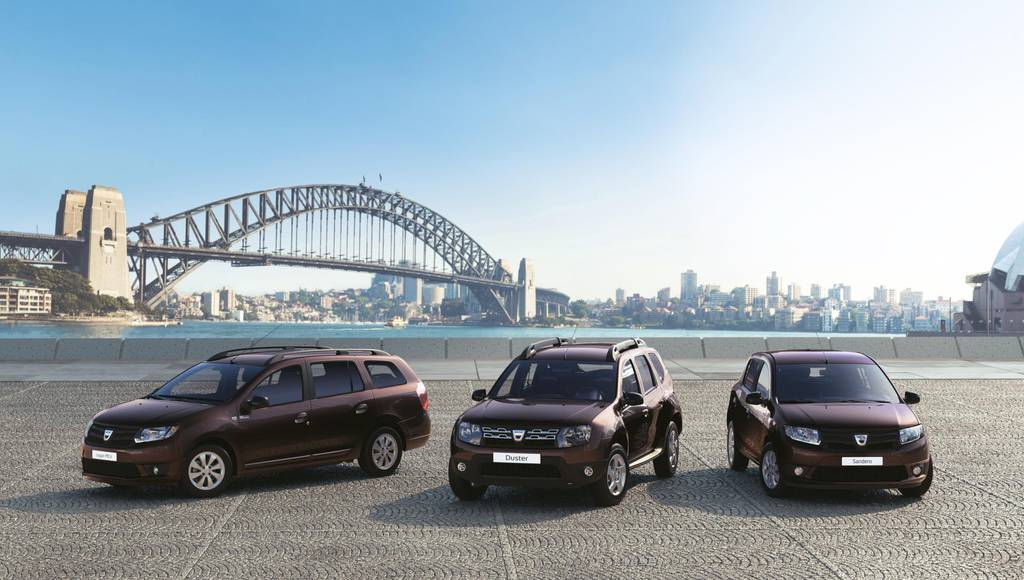 Dacia brand is the fourth most appreciated brand in the UK, two years since launch