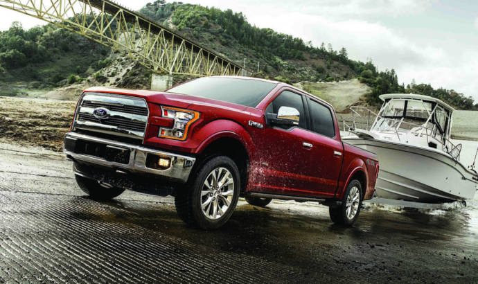 2017 Ford F-150 EcoBoost gains 10 HP