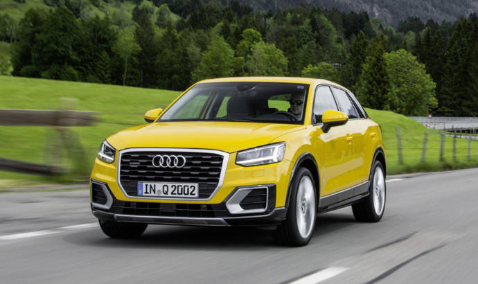 Audi Q2 is already available but arrives this fall