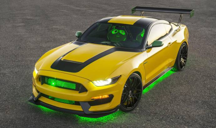 "Ford ""Ole Yeller"" Mustang is the most track ready Mustang ever"