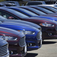 Ford sales increased in first half of 2016