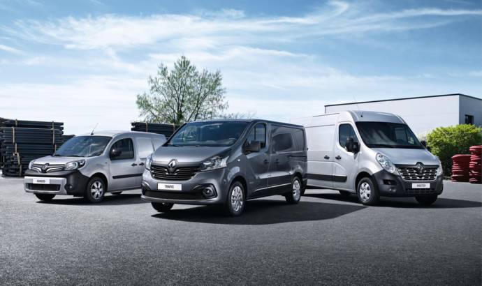 Renault Kangoo, Trafic and Master receive Euro 6 engines
