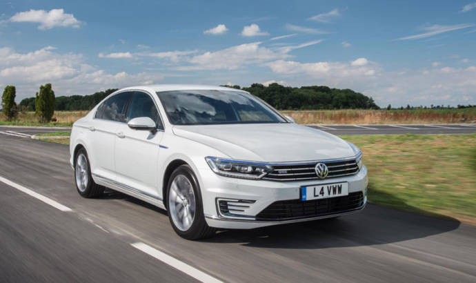 2016 Volkswagen Passat GTE UK pricing announced