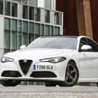 2017 Alfa Romeo Giulia UK pricing announced
