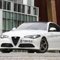 2017 Alfa Romeo Giulia UK pricing announced