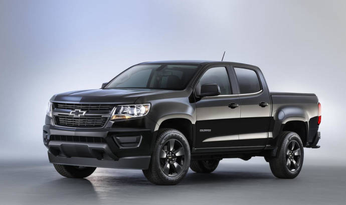 2017 Chevrolet Colorado has a new V6 and an eight-speed transmission