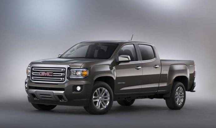 2017 GMC Canyon comes with a revised V6 engine