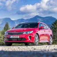 2017 Kia Optima Sportswagon officially unveiled