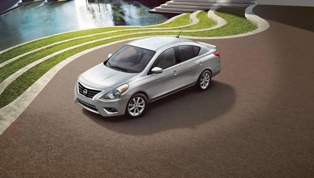 2017 Nissan Versa Sedan US pricing announced