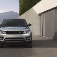 2017 Range Rover Sport has a 4-cylinder engine