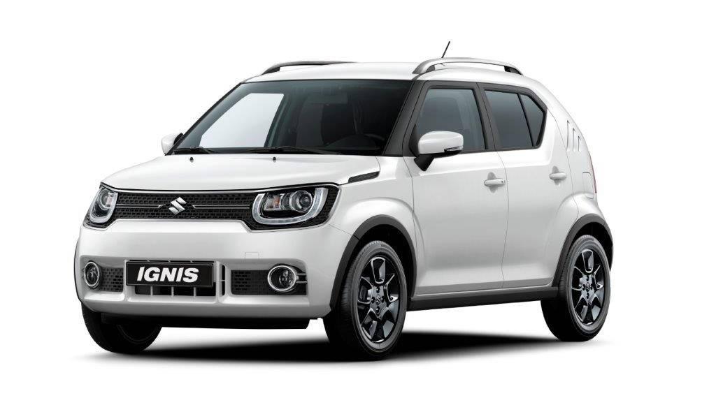 2017 Suzuki Ignis will come to Paris Motor Show