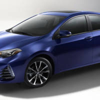 2017 Toyota Corolla and Corolla SE 50th Anniversary available in US