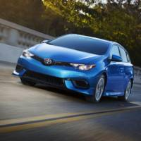 2017 Toyota Corolla iM introduced in the US