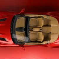 Aston Martin Vanquish Zagato Volante unveiled at Pebble Beach
