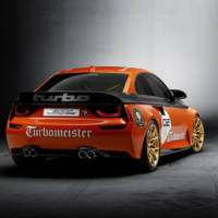 BMW 2002 Hommage Concept Turbomeister unveiled in Pebble Beach