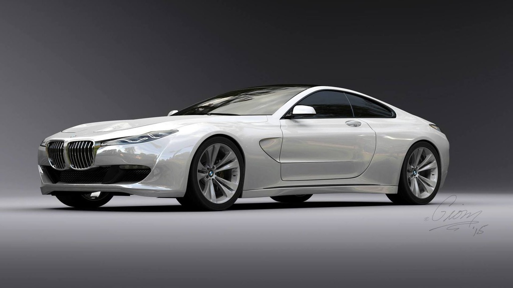 BMW 8 Series confirmed via official platform codenames