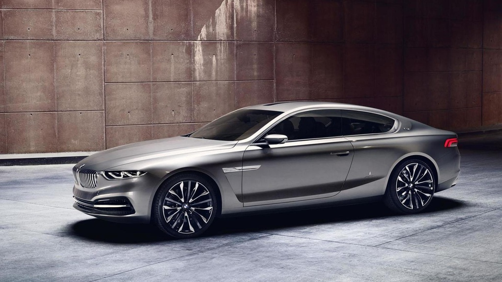 BMW 9 Series could come in 2020