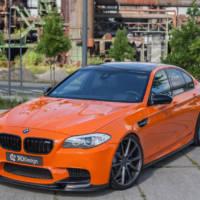 BMW M5 by Carbon Dynamics introduced