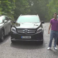 BMW X5 tested against Lexus RX and Mercedes GLE