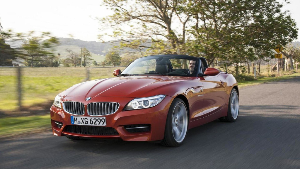 BMW Z4 production has ended