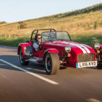 Caterham introduces Seven 310 model