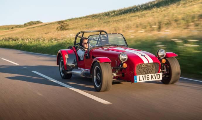 Caterham introduces Seven 310 model