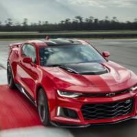 Chevrolet Camaro ZL1 and Camaro 1LE US pricing announced