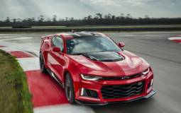 Chevrolet Camaro ZL1 and Camaro 1LE US pricing announced