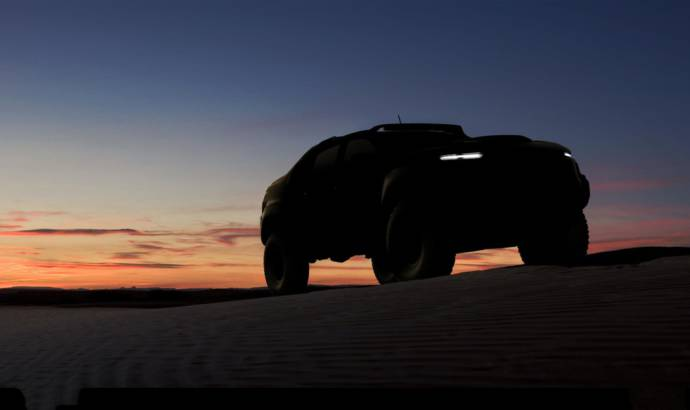 Chevrolet Colorado fuel-cell vehicle to be unveiled in October