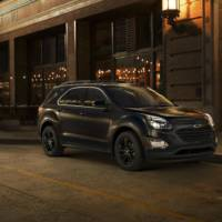 Chevrolet Equinox Midnight and Traverse Graphite introduced