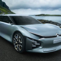 Citroen CXperience previewed ahead of Paris Motor Show