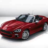 Fiat 124 Spider Anniversary Edition sold out in UK