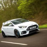 Ford Focus RS receives Mountune performance kit