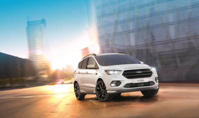 Ford Kuga ST Line package introduced in UK