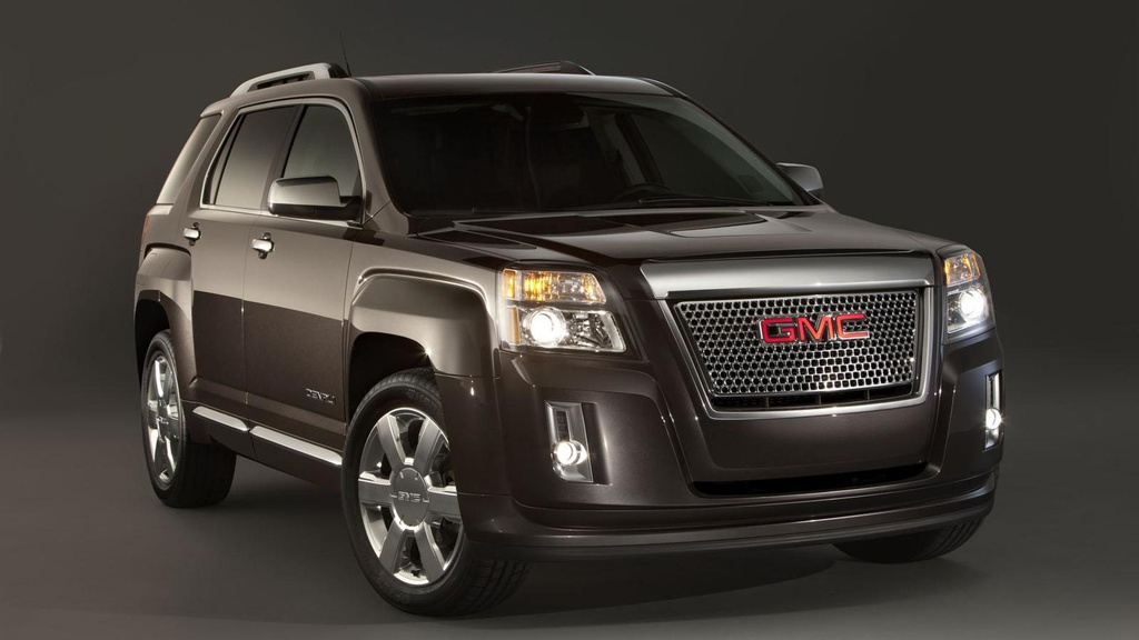 GMC Terrain and Chevrolet Equinox recalled for wipper problems