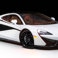 McLaren Special Operations will unveil a special 570GT at Pebble Beach