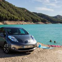 Nissan Leaf completes an all-electric Europe Gran Tour