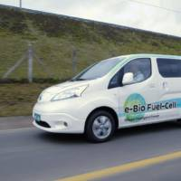 Nissan unveiles world first Solid Oxide Fuel-Cell