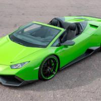 Novitec Torrado Lamborghini Huracan tuning kit