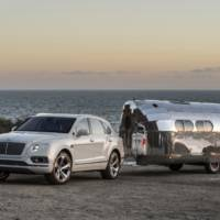 Once in a lifetime: Bentley Bentayga will tow a trailer