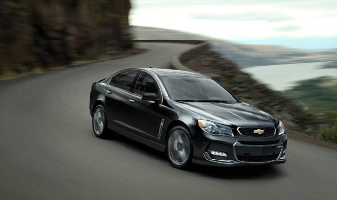 Recall for Chevrolet SS and Caprice PP