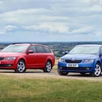 Skoda Octavia SE Sport and SE Technology introduced in UK