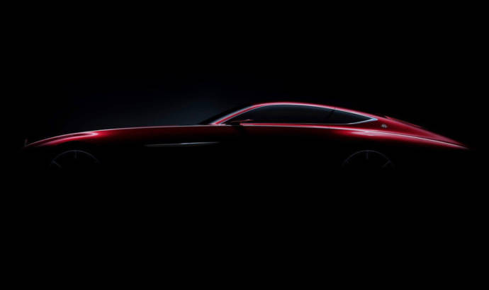 Vision Mercedes-Maybach 6 Concept - Video and pictures
