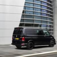 Volkswagen Transporter Sportline introduced in the UK