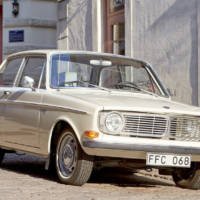 Volvo 140 series celebrates 50 years of life