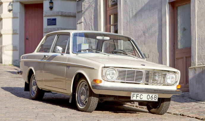 Volvo 140 series celebrates 50 years of life